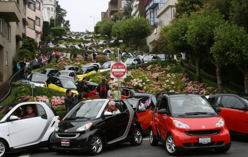 Smart Car Dealership San Francisco