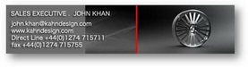 afzal kahn's smart RSL wheel contact information