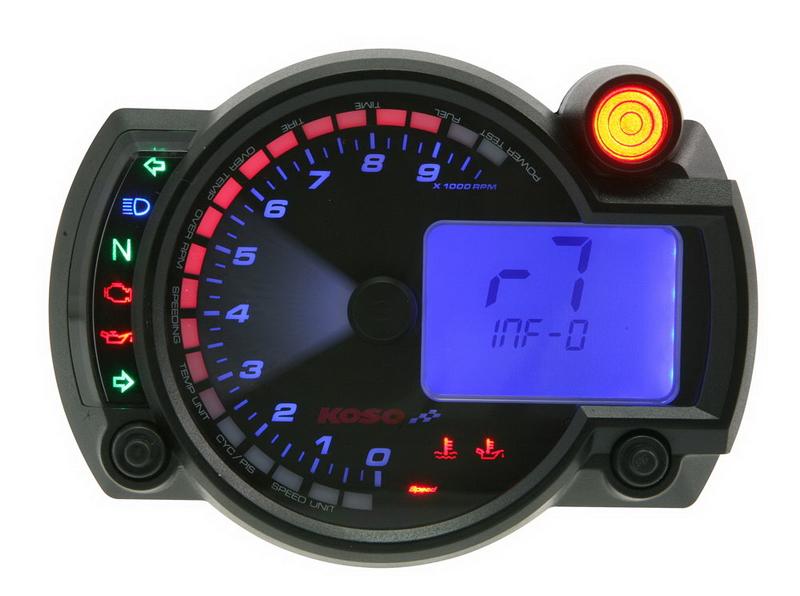 Suzuki sv 6contagiri