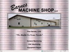 barnes machine shop
